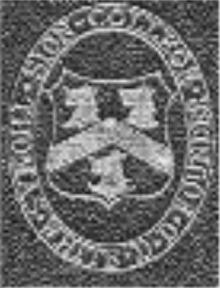 Sion College London (Stamp 2)