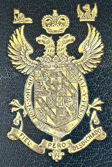 Spencer-Churchill, Charles Richard John, 9th Duke of Marlborough (1871 - 1934) (Stamp 2)