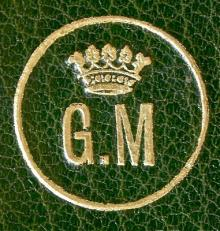 Spencer-Churchill, Gladys, Duchess of Marlborough (1881 - 1977) (Stamp 1)