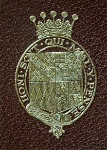 Spencer, Charles Robert, 6th Earl Spencer (1857 - 1922) (Stamp 1)