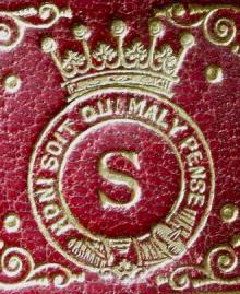 Spencer, Frederick, 4th Earl Spencer  (1798 - 1857) (Stamp 2)