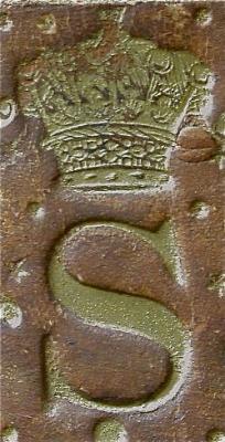 Spencer, Frederick, 4th Earl Spencer  (1798 - 1857) (Stamp 4)