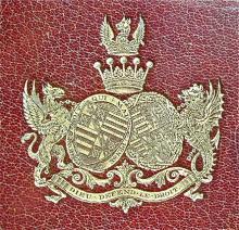 Spencer, John Poyntz, 5th Earl Spencer (1835 - 1910) (Stamp 1)