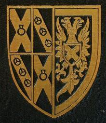 Stirling-Maxwell, John, Sir, 10th Baronet, of Pollok  (1866 - 1956) (Stamp 1)