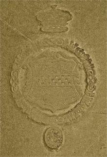 Stuart, Charles, Baron Stuart de Rothesay  (1779 - 1845) (Stamp 8)