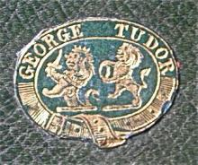 Tudor, George  (1792 - 1857) (Stamp 1)