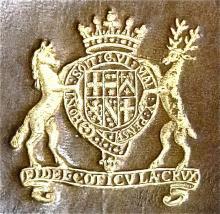 Villiers, George, Duke of Buckingham  (1592 - 1628) (Stamp 2)