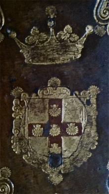 Villiers, George, Duke of Buckingham  (1592 - 1628) (Stamp 3)