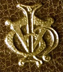 Virtue-Tebbs, Henry (1833 - 1899) (Stamp 2)