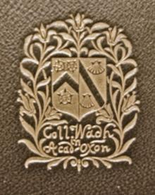 Wadham College Oxford (Stamp 2)