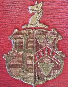Ward, George Henry (Stamp 1)