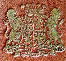 Wellesley, Garrett, 1st Earl of Mornington (1735 - 1784) (Stamp 4)
