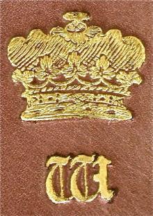 Wellesley, Arthur, 1st Duke of Wellington (1769 - 1852) (Stamp 1)