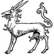 antelope (heraldic)