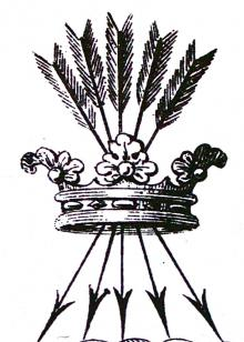 coronet, ducal, enfiled of a
