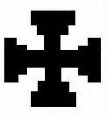 cross degraded