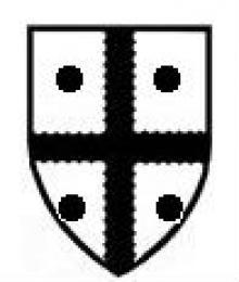 cross engrailed between