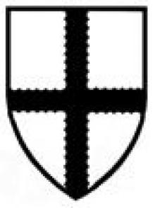 cross engrailed