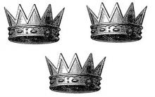 crowns, eastern (3)