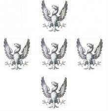 eagles displayed (5)