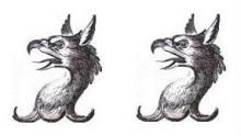griffins heads (2)