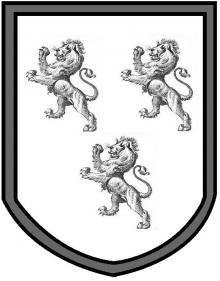 lions rampant (3) within