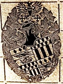 Abbey, John Roland (1894 - 1969) (Stamp 4)