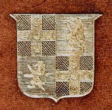 Agar-Ellis, George James Welbore, Baron Dover (1797 - 1833) (Stamp 8)