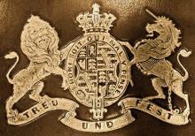 Albert, Prince, consort of Queen Victoria (1819 - 1861) (Stamp 1)
