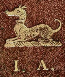 Allen, John (1789) (Stamp 1)