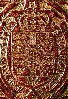 Anne of Denmark (1574 - 1619) (Stamp 3)