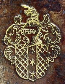 Antrobus, George (1586 - 1622) (Stamp 1)