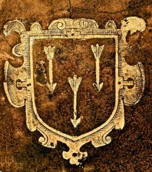 Archer, Simon, Sir (1581 - 1662) (Stamp 2)