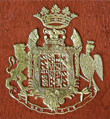 Arundell, John Francis, 12th Baron Arundell of Wardour (1831 - 1906) (Stamp 1)