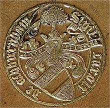 Ashburnham, Charles (1803 - 1848) (Stamp 1)