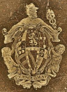Ashmole, Elias (1617 - 1692) (Stamp 1)