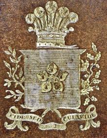 Astley, Jacob Henry, Sir, 5th Baronet (1756 - 1817) (Stamp 1)