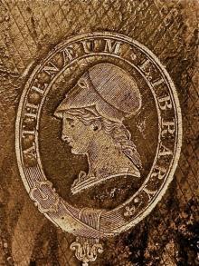 Athenæum (Stamp 1)