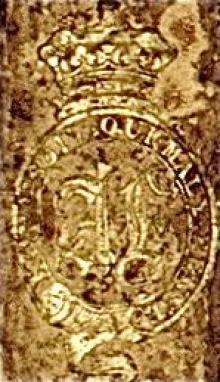 Augustus Frederick, Duke of Sussex  (1773 - 1843) (Stamp 1)