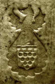 Babington, Gervase, Bishop of Worcester  (1550 - 1610) (Stamp 1)