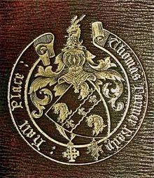Baily, Thomas Farmer (1823 - 1876) (Stamp 1)