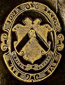 Balfour, James, Sir, of Pittendreich (Stamp 1)