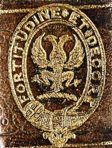 Ballingall, George, Sir (1780 - 1855) (Stamp 1)