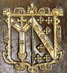 Bancroft, Richard, Archbishop of Canterbury (1544 - 1610) (Stamp 1)