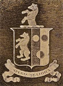 Barnard, Benjamin (Stamp 1)
