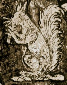 Barrow, John (1808 - 1898) (Stamp 2)