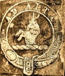 Bartholomew, John (1747-1824)   (Stamp 1)