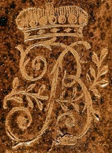 Bateman, Anne, Viscountess Bateman (Stamp 1)