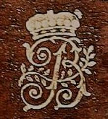 Bateman, Anne, Viscountess Bateman (Stamp 2)