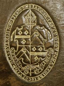 Beaton, James, Archbishop of Glasgow (1517 - 1603) (Stamp 2)